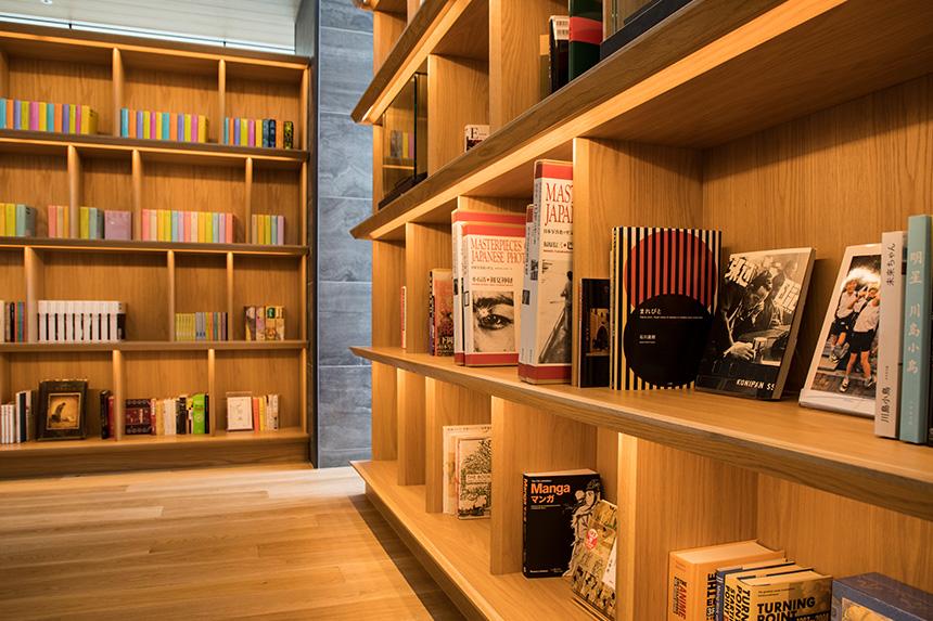 イメージ:CAFE SKY LIBRARY