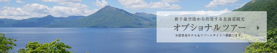 オプショナルツアー一覧 ※碧雲堂ホテル&リゾートサイトへ移動します。